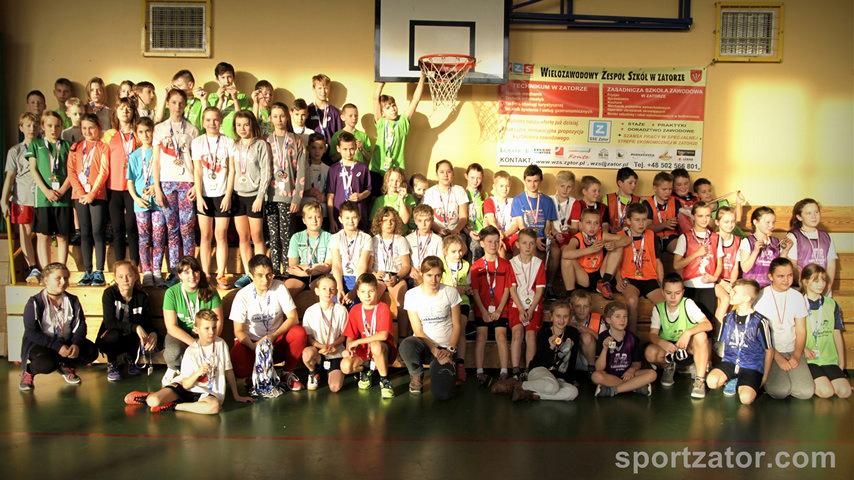 Lekkoatletyczny Mityng dzieci i młodzieży Zator 2016