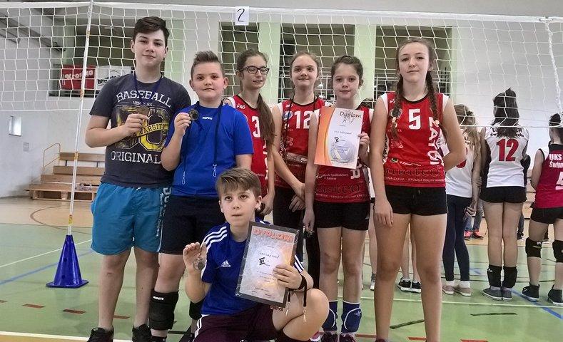 Kolejny ligowy turniej Minisiatkówki dziewcząt i chłopców