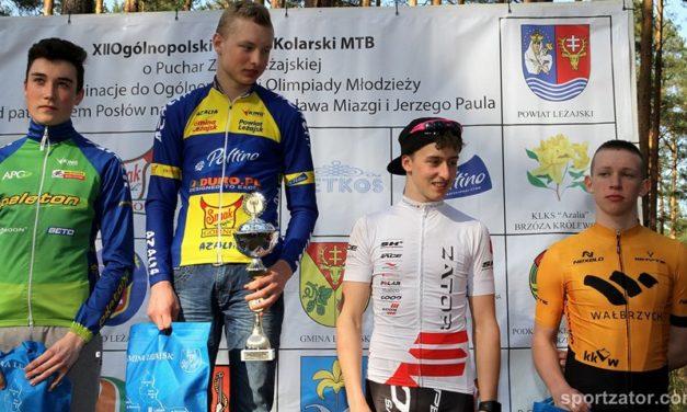 Zatorzanin na podium podczas Eliminacji Ogólnopolskiej Olimpiady Młodzieży!