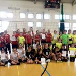 Całe podium dla chłopców z Zatora – III turniej ligowy mini siatkówki