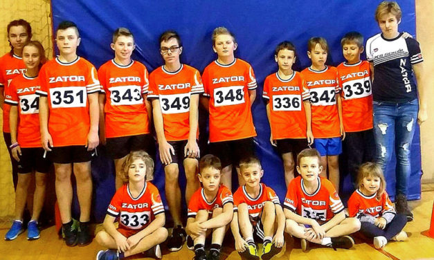 Lekkoatleci SOKOŁA zdobywali medale podczas Igrzyska dzieci szkolnych – Bielany 2018