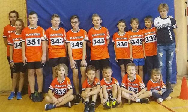 Nasi lekkoatleci medalistami Halowych Mistrzostw Małopolski